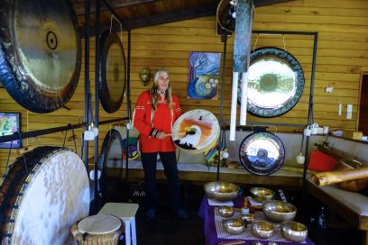 Gong Concert / Sound healing coming to Hawke's Bay
