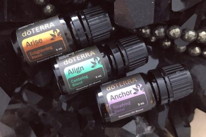 doTerra yoga collection – Anchor, Align, Arise