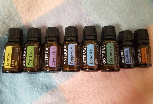 Kids essential oil make and take class in the school holidays