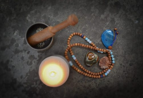 Full Moon Yoga Nidra & Tibetan Singing Bowl session