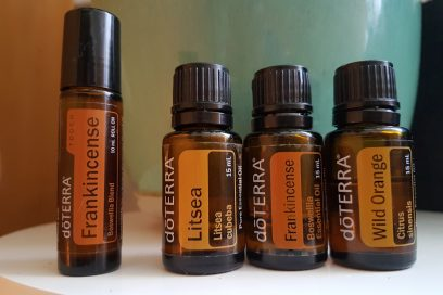 Dilution of essential oils