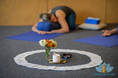 2 years of Heartspace Yoga in Hastings & my own yoga journey