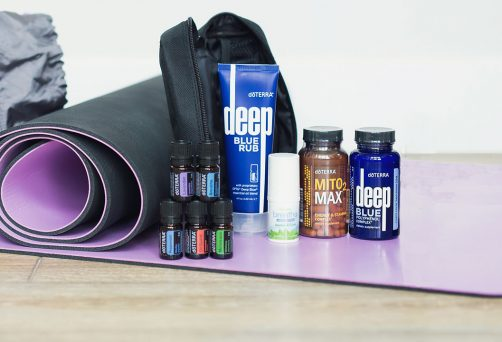 Essential Oils for Athlets and active people